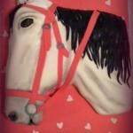 Фигурный торт Лошадка