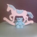 Сладкая лошадка для торта