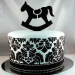 Декорирование тортов - торты с лошадьми