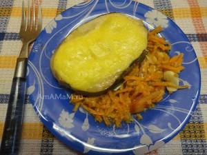 Как готовить стейки трески - рецепт и фото