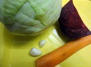 Из чего делают маринованную капусту - ингредиенты