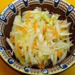 Рецепт маринования капусты со свеклой