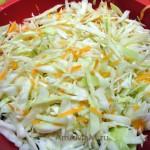 Этапы приготовления маринованной капусты
