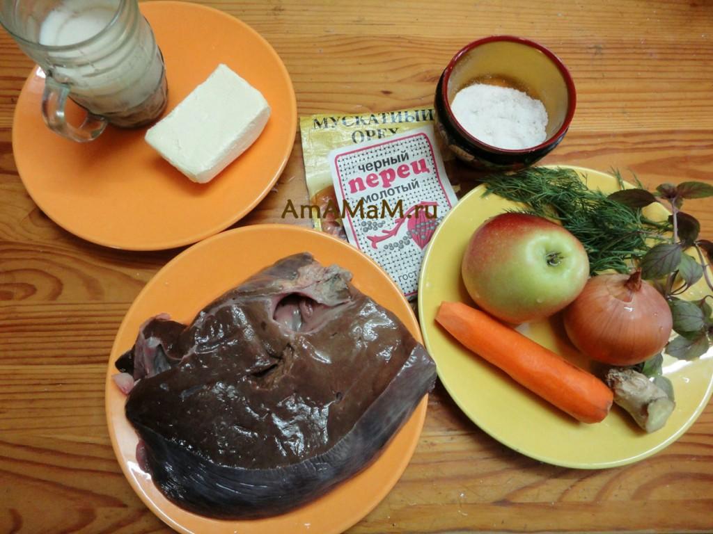Рецепт паштета из печени - просто и вкусно