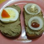 Рецепт приготовления паштета из печенки