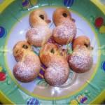 Приготовление печенья в виде утят