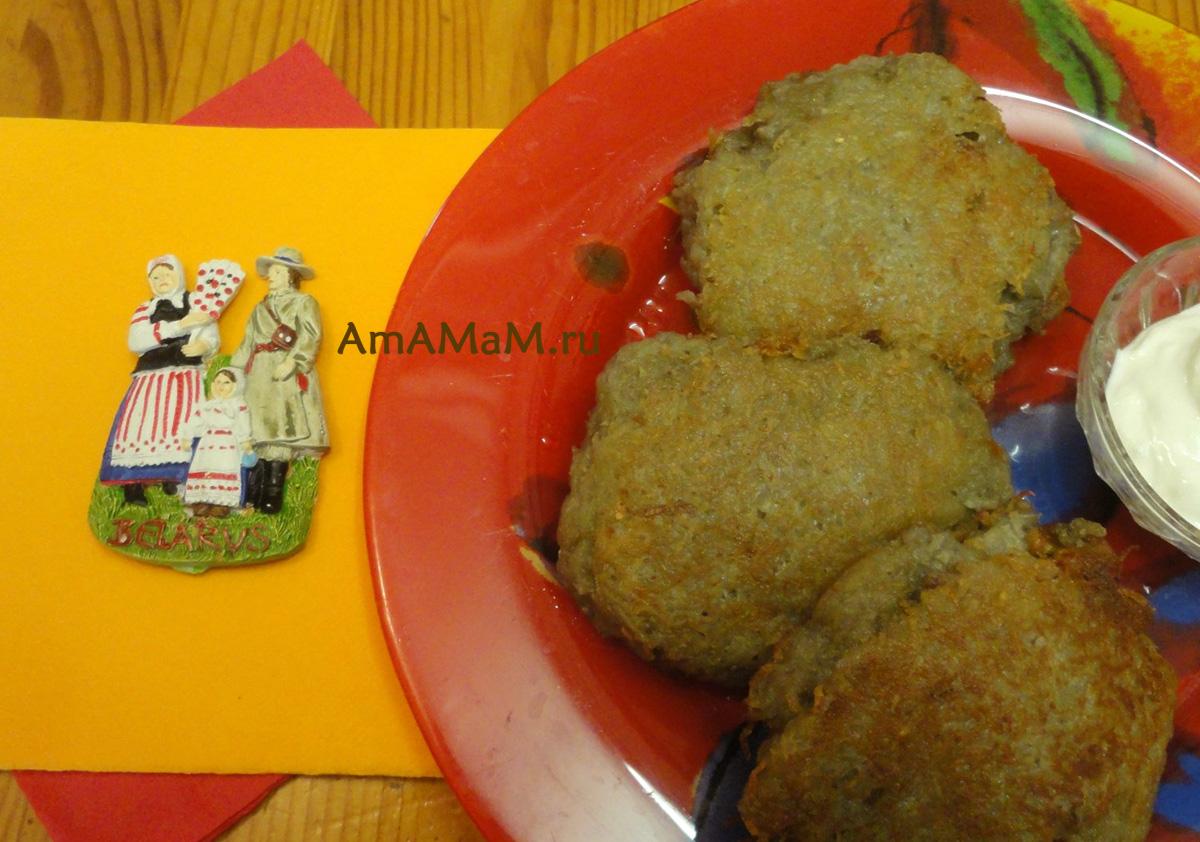 Оладьи с творогом  пошаговый рецепт с фото на Поварру