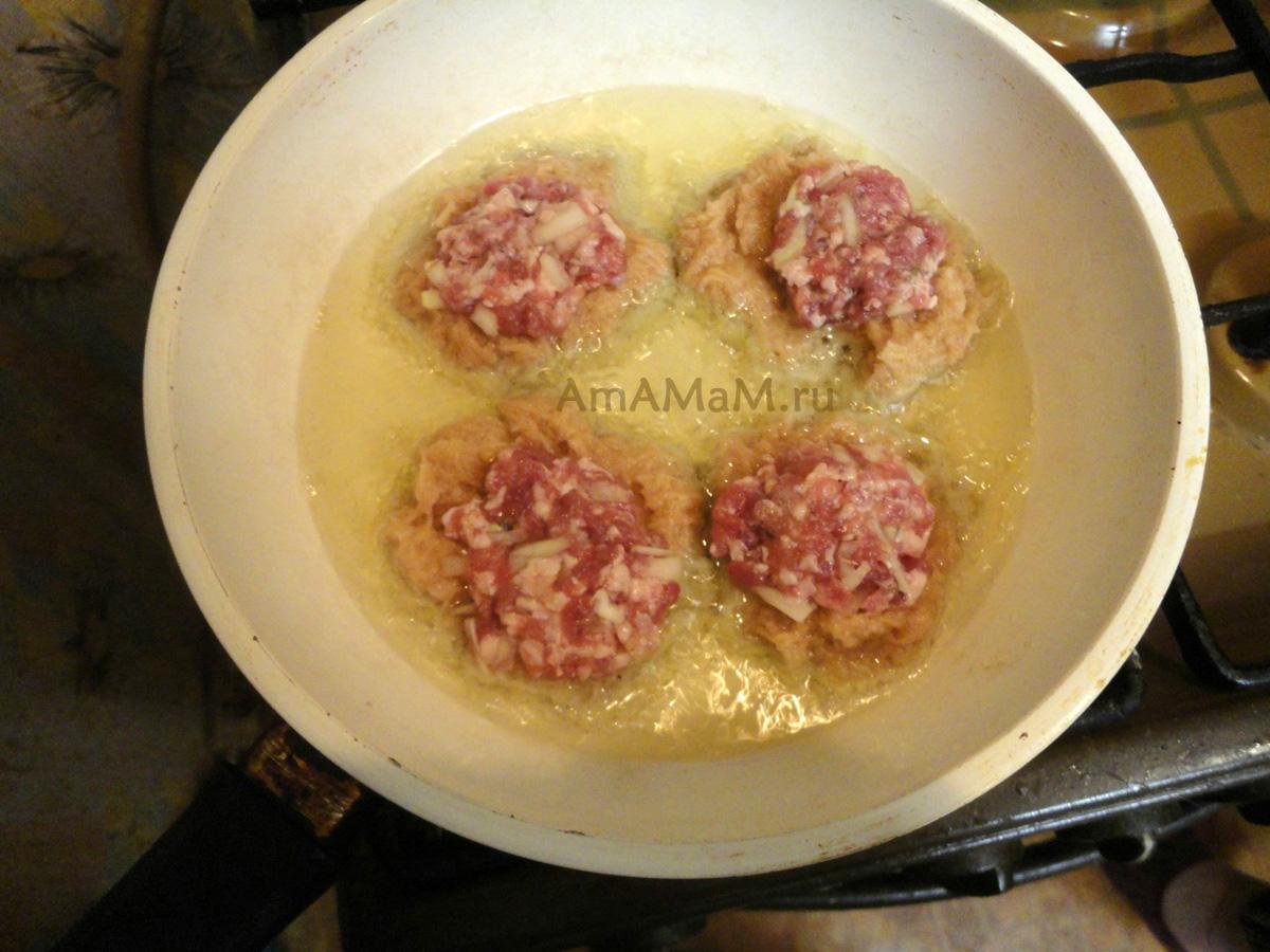 Рецепты колдунов из картошки и фарша в духовке пошагово