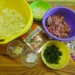Ингредиенты начинки для пигоди (пян-се)