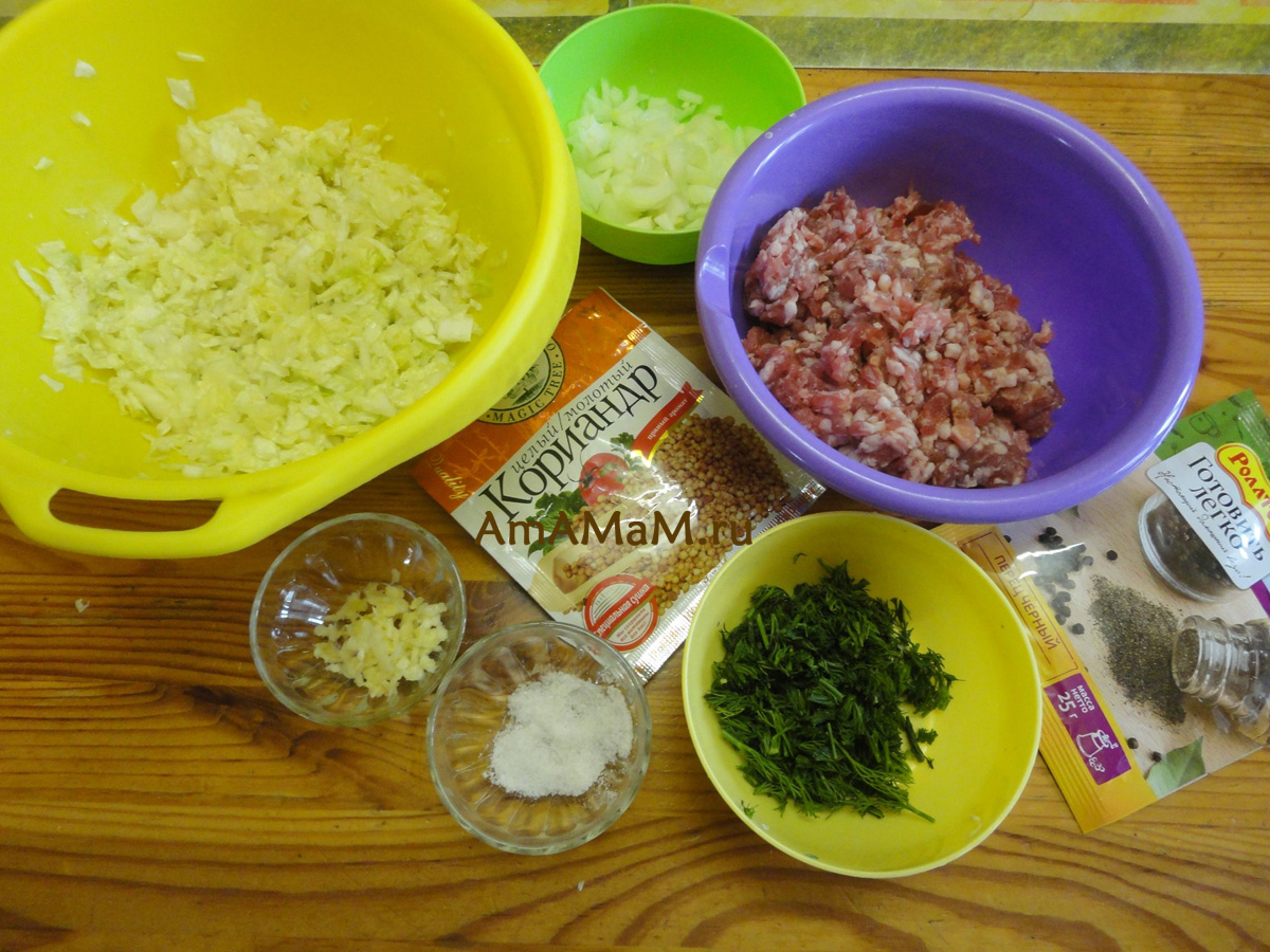 Пигоди: рецепт. Как приготовить пигоди по-корейски