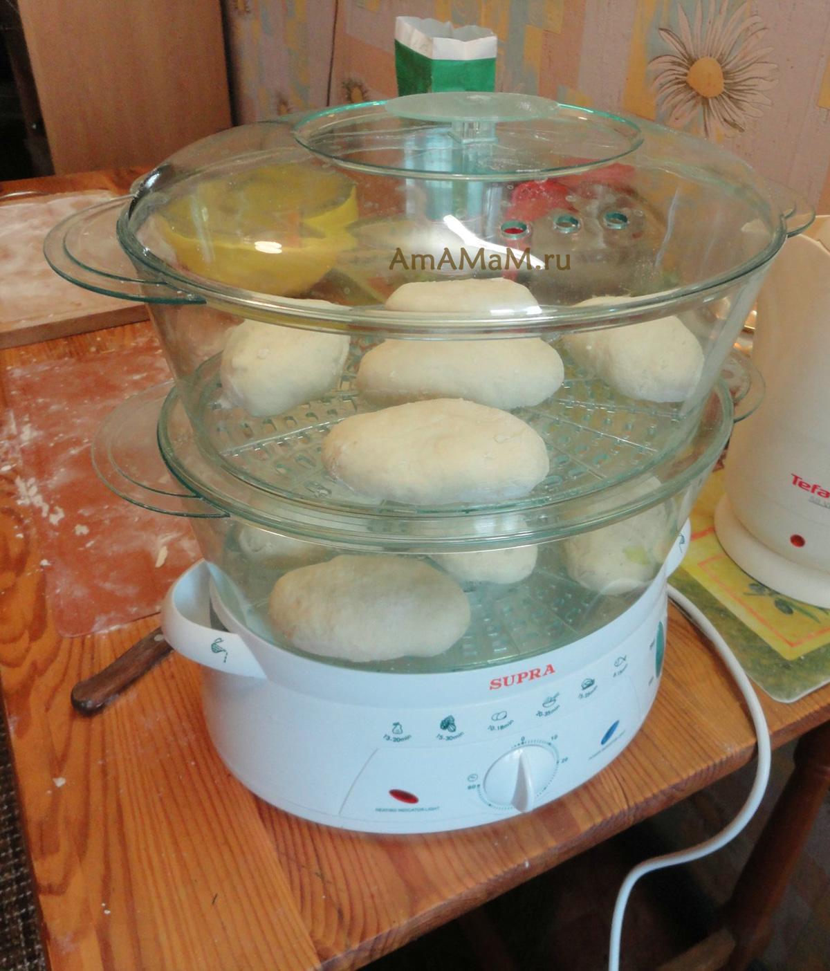 Фото рецепты блюд в пароварке