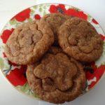 Шоколадное печенье (постное)