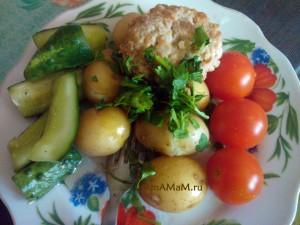 Быстрый рецепт малосольных огурцов