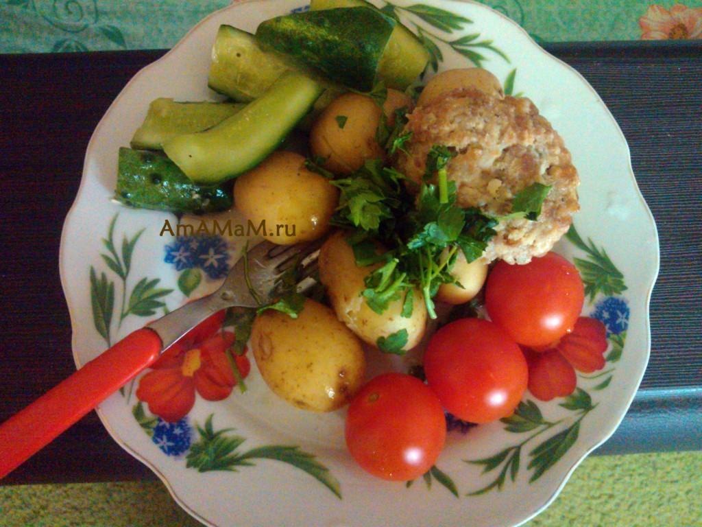 Вкусные малосольные огурчики - рецепт