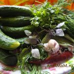 Малосольные огурцы — рецепты