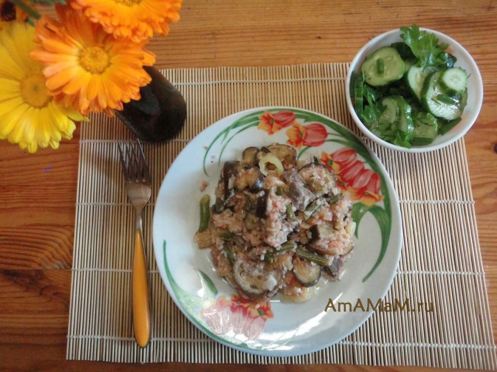 Рецепты для риса с бараниной с фото