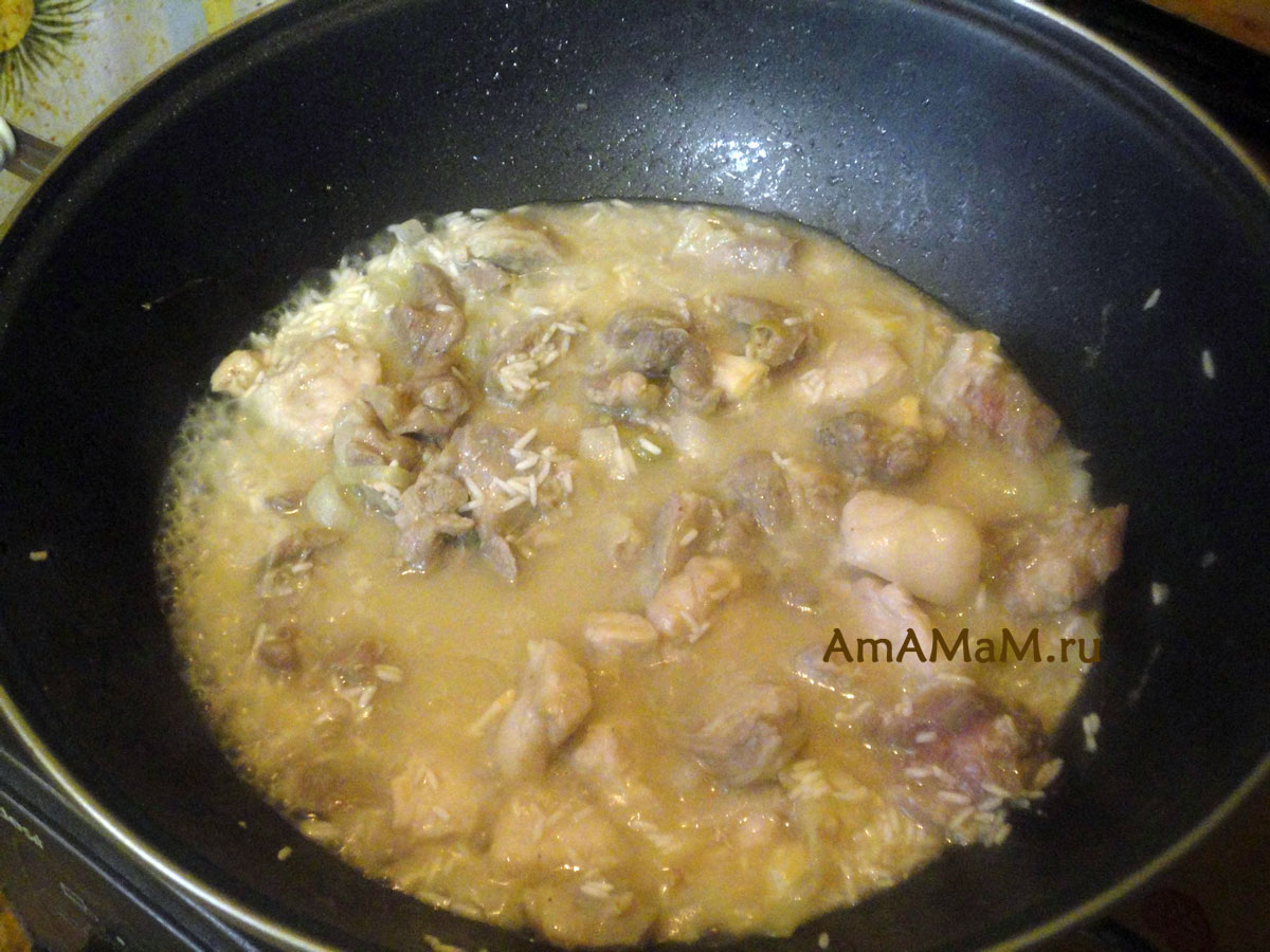 Люлякебаб в духовке из баранины