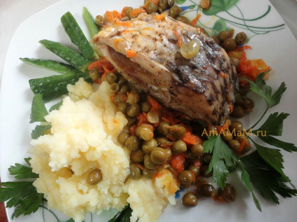 Вкусные блюда из карпа - рецепты