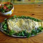 Рецепты приготовления карпа в духовке - с травами и сыром