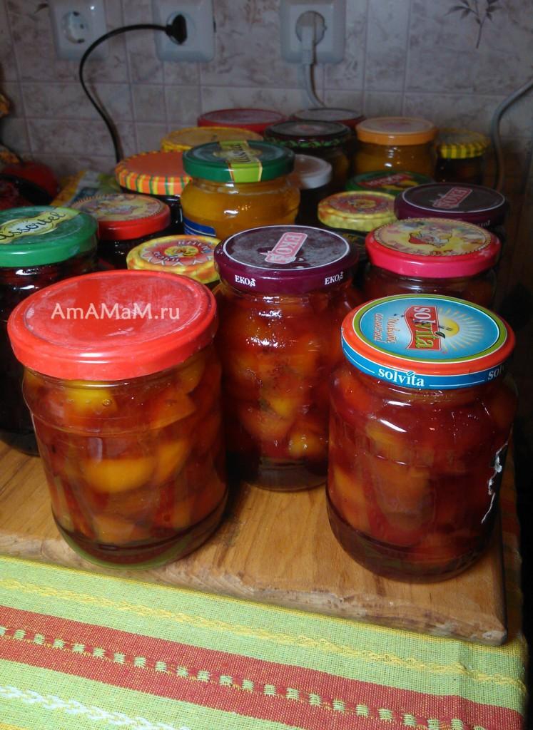 Рецепты варенья из недорогих фруктов