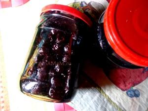 Вкусное вишневое варенье - рецепт и фото