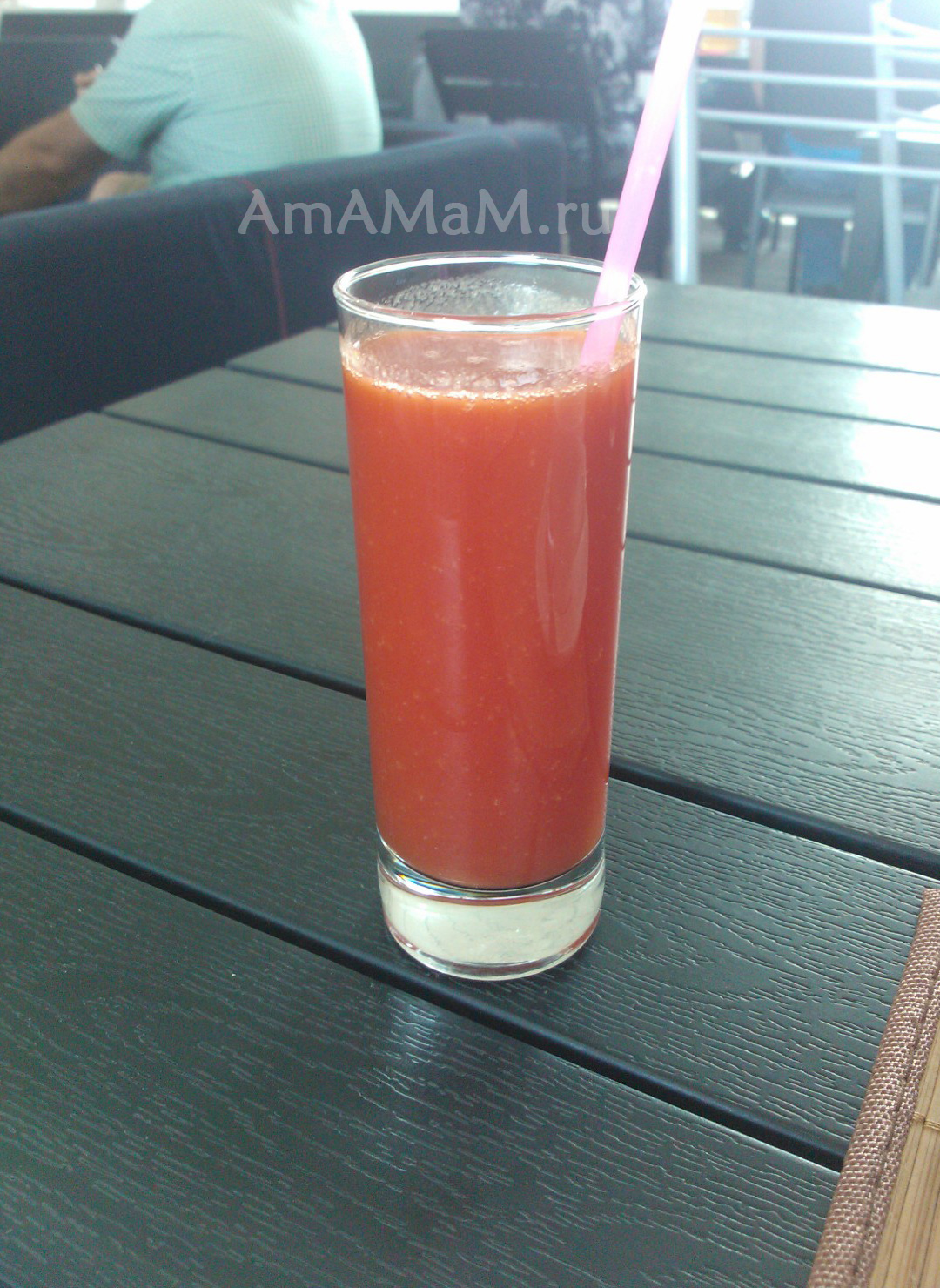 Сок томатный- фото и рецепт заготовки