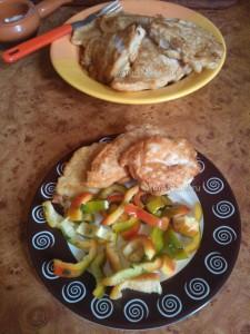Куриная грудка в кляре - рецепт