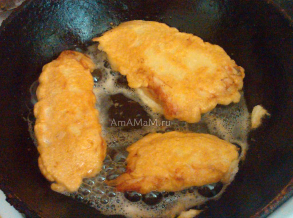 Куриная грудка в тесте - простой рецепт, быстрое приготовление