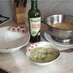 Простая еда - вкусная паста с рыбным соусом из анчоусов