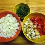 Что положить к цветной капусте