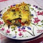 Способ приготовления пирога с начинкой из цветной капусты - рецепт и фото