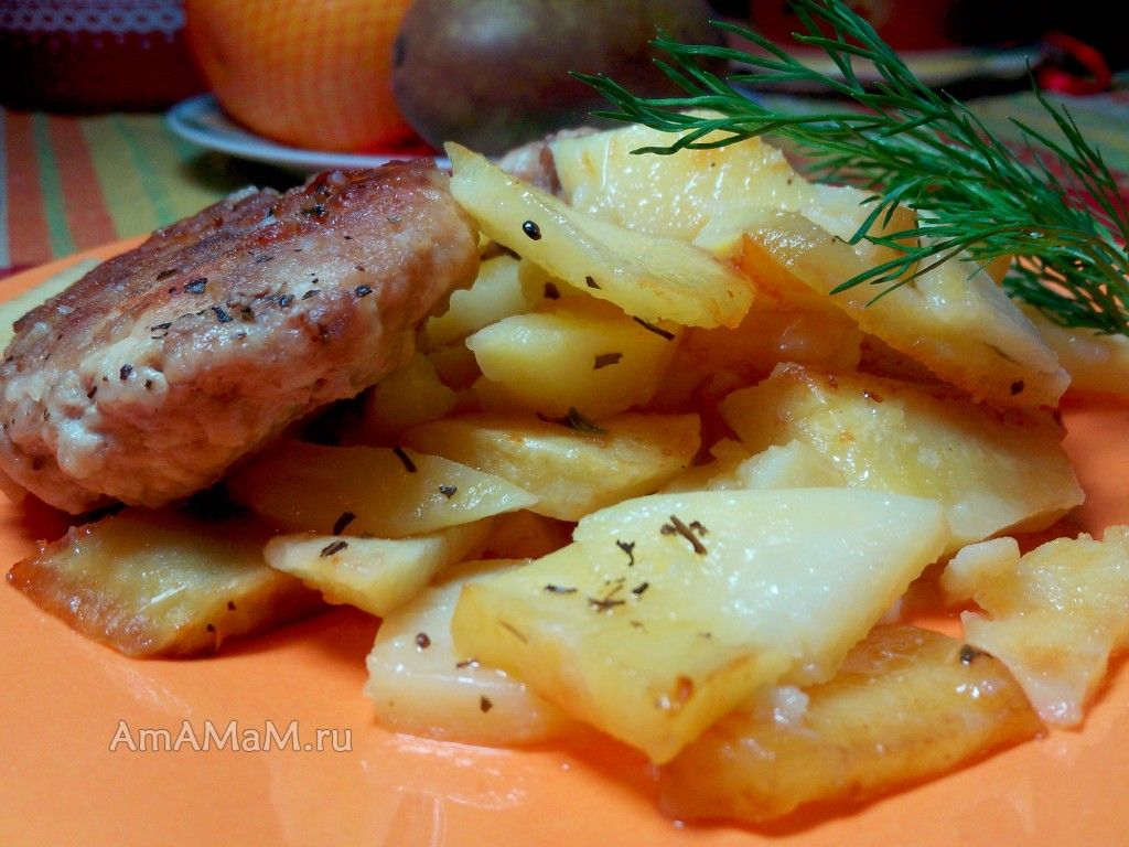 Что приготовить из картошки и мясного фарша - рецепт ужина
