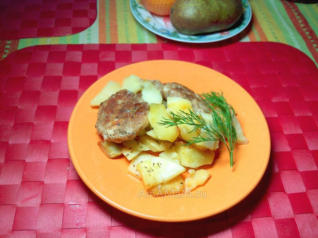 Что приготовить из картошки и фарша на скорую руку - рецепт