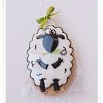 Арабское печенье с овечками