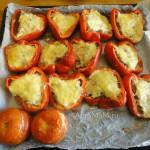 Запекание перца в духовке - фото и рецепт