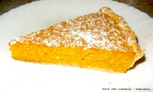 Пироги с тыквой - фото
