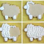 Пряники-барашки (овечки)
