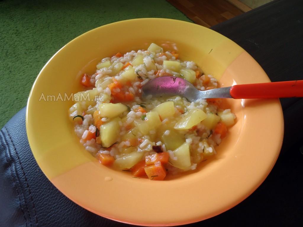 Рецепты из кабачков - посные блюда