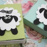 Как нарисовать овечку просто - фото