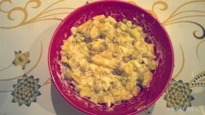 Что приготовить из ананаса - салаты