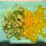 Рецепт ананасового салата и способ приготовления