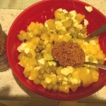 Способ приготовления салатов с ананасами - рецепты и фото