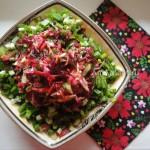 Приготовление вкусных и полезных свекольных салатов - рецепты с фото
