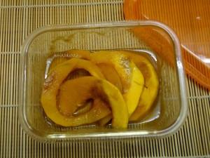 Запекание тыквы с медом - рецепт и фото
