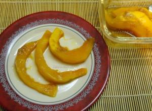 Фото тыквенного десерта