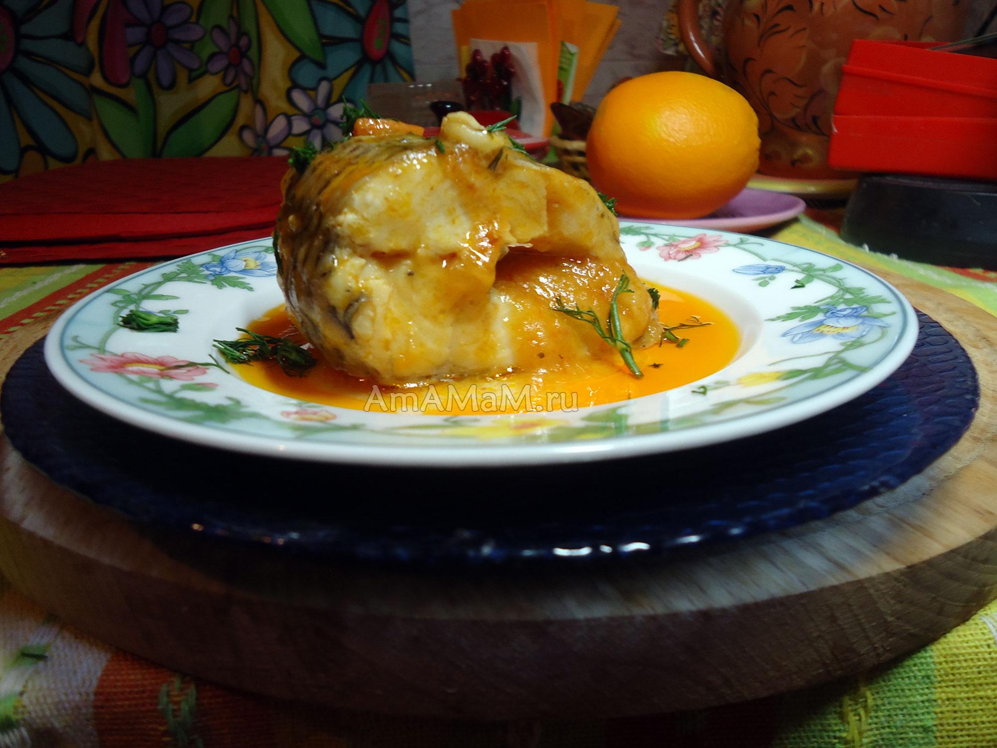 Рецепты из рыбы аргентины