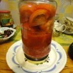 Способ приготовления помидоров по-корейски (быстрый рецепт)