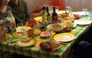 Рецепты для праздничного стола