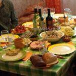 Быстрый праздничный стол
