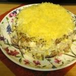 Салат с куриной печенью - рецепты и фото